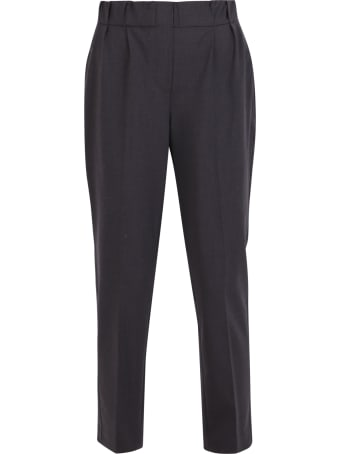 Brunello Cucinelli Embellished Trousers