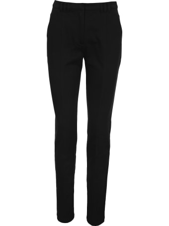 Proenza Schouler Button-cuff Straight-leg Jeans