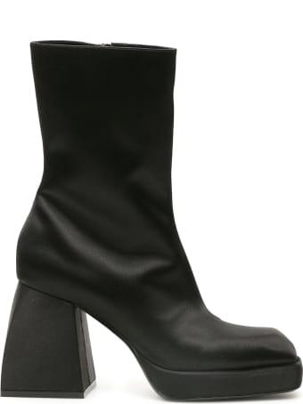 Nodaleto Bulla Corta Ankle Boots