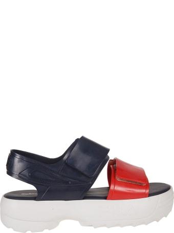 Melissa Classy Wedge Sandals
