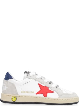 Golden Goose Ballstar Low-top Sneakers