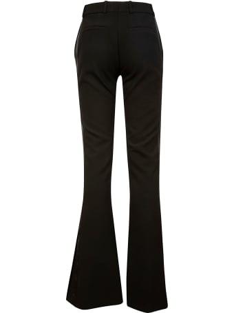 Victoria Victoria Beckham Split Hem Tuxedo Victoria Trousers