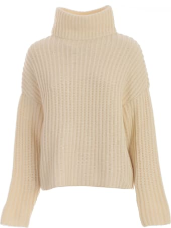 Dusan Sweater High Neck Alpaca