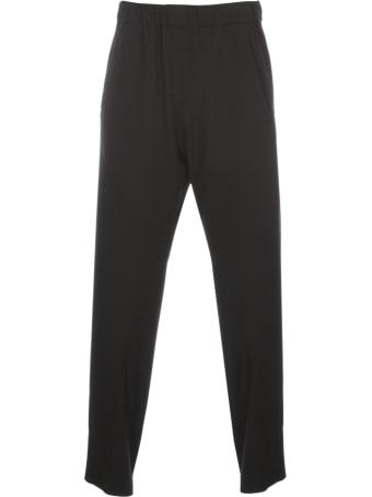 Ann Demeulemeester Wool Jogging Pants