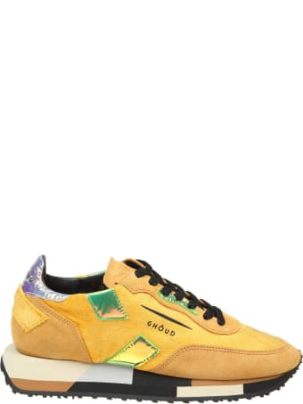 GHOUD Sneakers Rush In Leather And Suede
