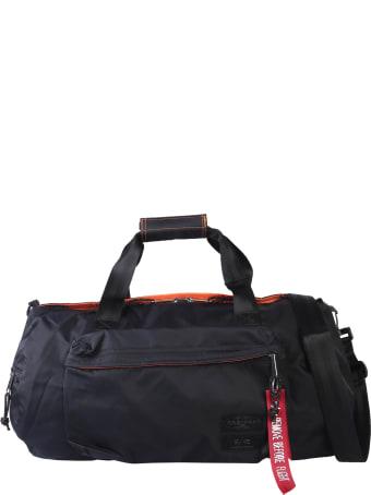Alpha Industries Calum Black Alpha Bag