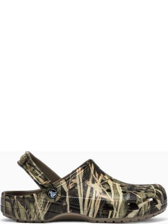 Crocs Classic Realtree Sliders 12132