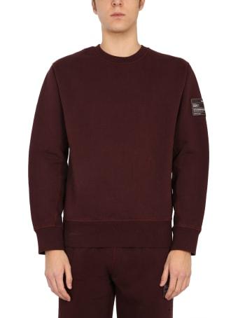 Helmut Lang Crew Neck Sweatshirt