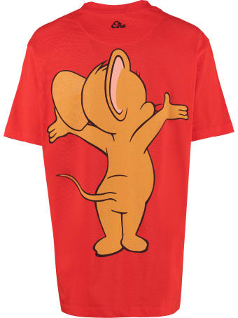 Etro Jerry Print Cotton T-shirt