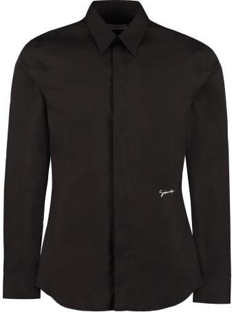 Givenchy Stretch Poplin Shirt