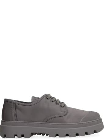 Prada Derby Lace-up Shoes