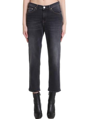 Haikure Bruxelles Jeans In Black Denim