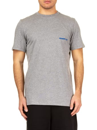 Numero 00 Numero00 Basic Tee Cotton T-shirt