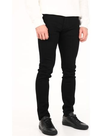Dolce & Gabbana Skinny Trousers Black