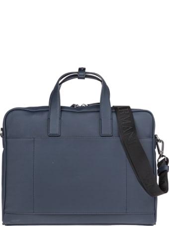 Emporio Armani Teddy Bear Briefcase
