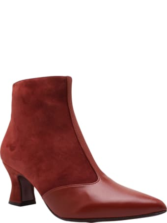 Chie Mihara 'vuka' Leather Boots