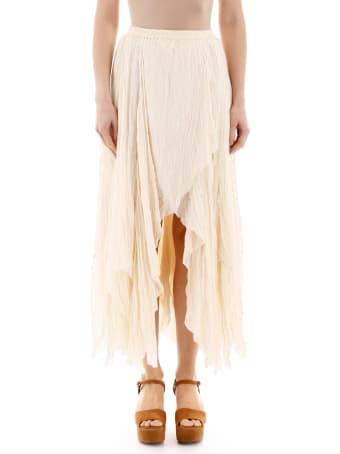 Mes Demoiselles Verstile Asymmetrical Skirt
