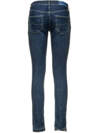 Jacob Cohen Jacob Cohen Blue Skiny Jeans