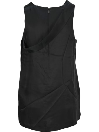 Neil Barrett Draped Top