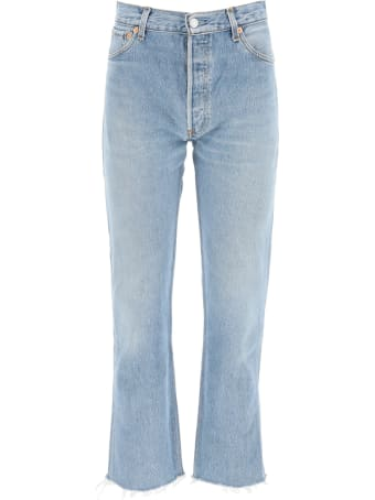 RE/DONE High Waist Jeans