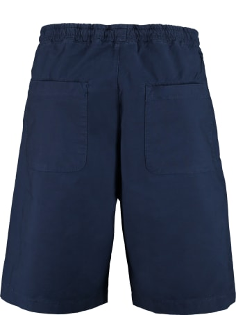 Universal Works Lumber Cotton Bermuda Shorts