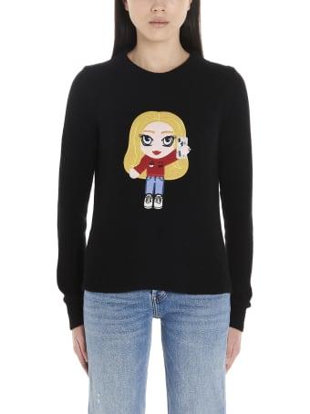 Chiara Ferragni 'cf Mascotte' Sweater