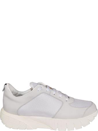 Thom Browne Raised Running Sneakers