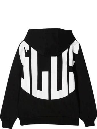 GCDS Mini Black Sweatshirt