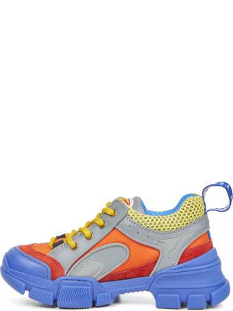 Gucci Junior Flashtreck Sneakers