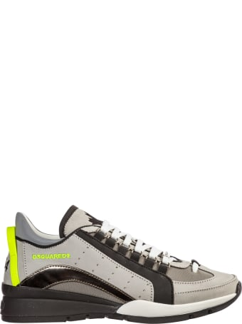 Dsquared2  Shoes Leather Trainers Sneakers