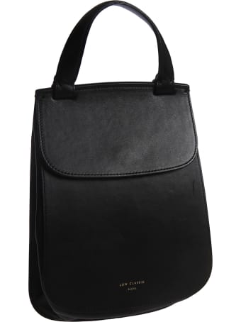 Low Classic Mini Logo Shoulder Bag