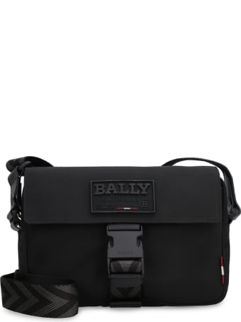 Bally Reenzo Messenger Bag With Logo