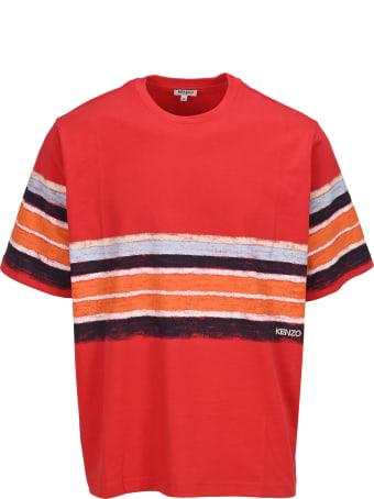 Kenzo Striped T-shirt
