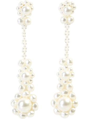 Simone Rocha Faux-pearl Earrings