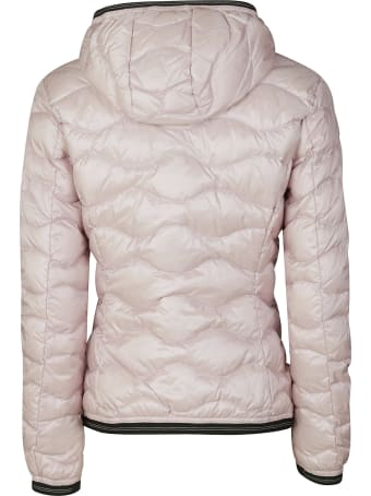 Blauer Quilted Hooded Jacket