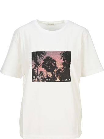 Saint Laurent Sunset T-shirt