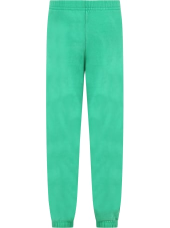 ERL Green Sweatpants For Kids