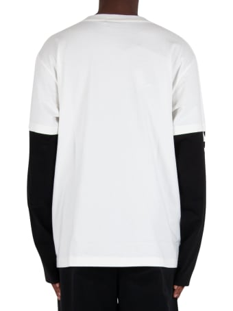 Vyner Articles Vyner M Skater Tee - White/black