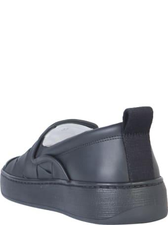 Bottega Veneta Maxi Woven Sneaker