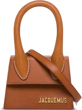 Jacquemus Le Chiquito Brown Handbag