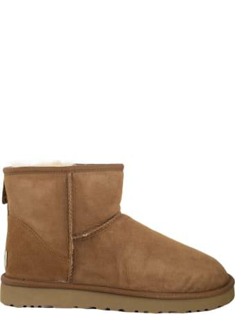UGG Mini Classic Chestnut Boot