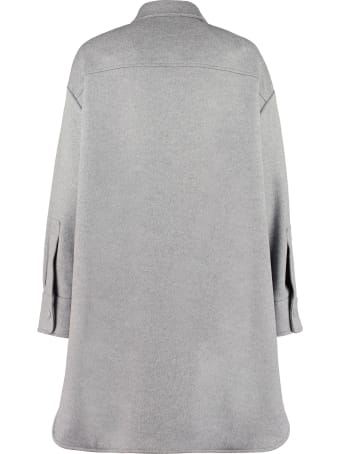 Stella McCartney Kerry Wool Coat