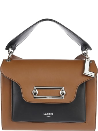 Lancel Bicolor Handbag