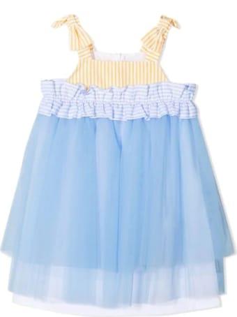 Simonetta Dress With Tulle