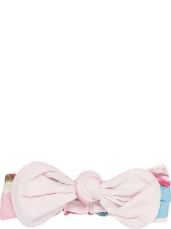 Miss Blumarine Floral Headband