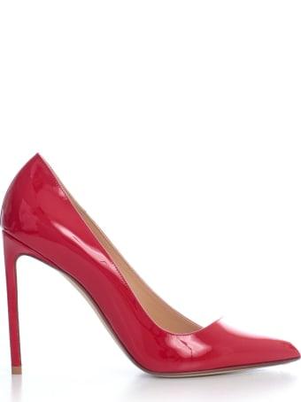 Francesco Russo Pumps Patent 105 Heel