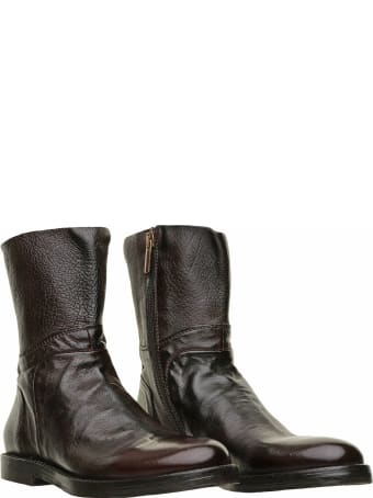 Hundred 100 Hundred 100 Brown Ankle Boots