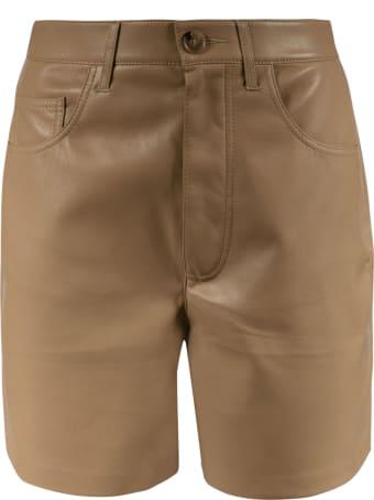 Nanushka 5 Pocket Shorts