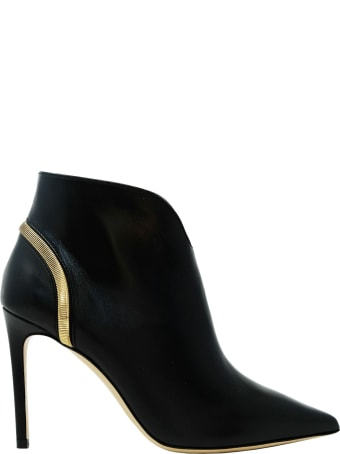 Ninalilou Leather Ankle Boots