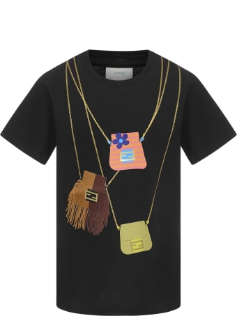 Fendi Kids T-shirt